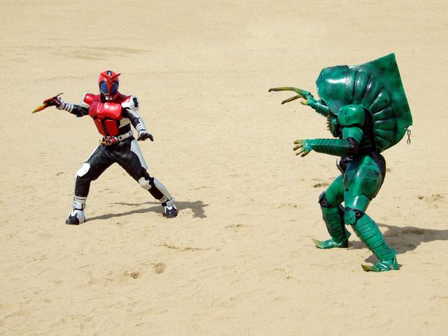Ngắm bộ ảnh cosplay Kamen Rider Kabuto siêu đẳng cấp của các fan - Ảnh 8.
