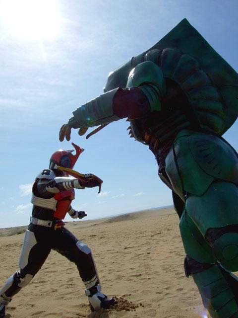 Ngắm bộ ảnh cosplay Kamen Rider Kabuto siêu đẳng cấp của các fan - Ảnh 7.