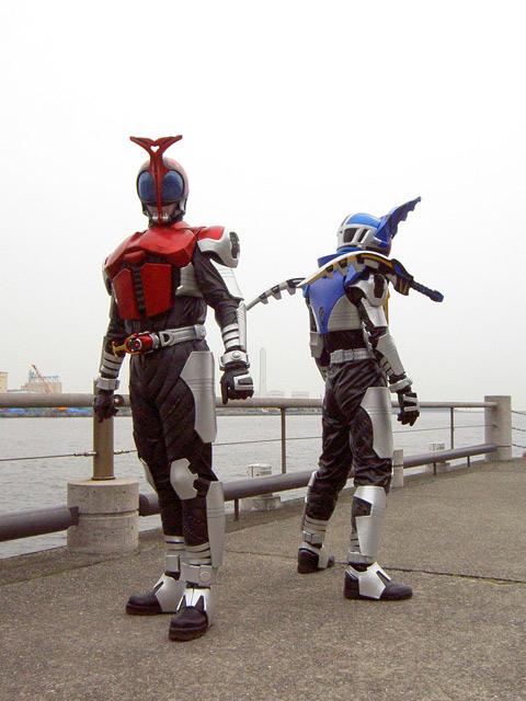Ngắm bộ ảnh cosplay Kamen Rider Kabuto siêu đẳng cấp của các fan - Ảnh 10.