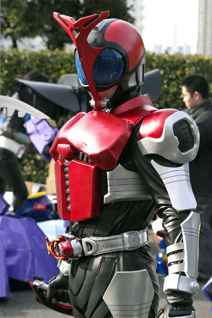 Ngắm bộ ảnh cosplay Kamen Rider Kabuto siêu đẳng cấp của các fan - Ảnh 12.