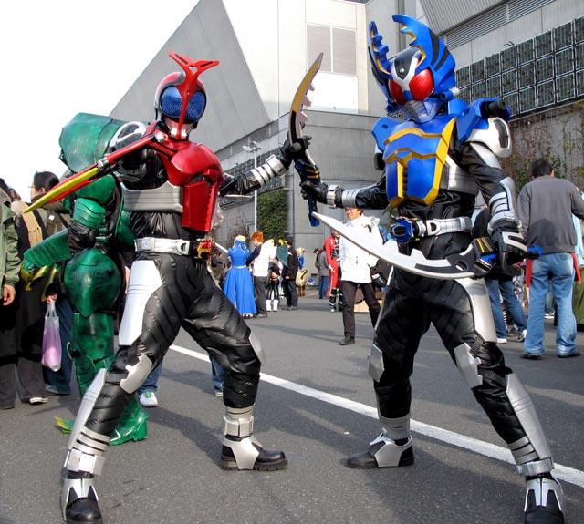 Ngắm bộ ảnh cosplay Kamen Rider Kabuto siêu đẳng cấp của các fan - Ảnh 11.