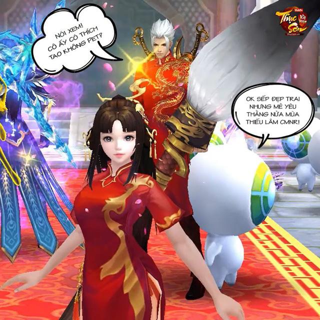 Không phải bikini hay áo váy lòe loẹt, trang phục truyền thống đậm tính văn hóa lịch sử mới là thứ game thủ Việt muốn đưa vào game nhất - Ảnh 24.