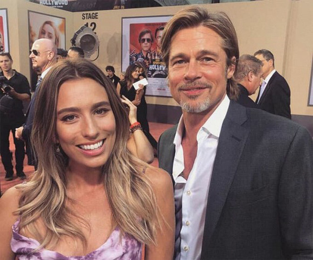 Brad Pitt xuống sắc khó nhận ra sau thời gian dài ở nhà tránh dịch, còn đâu tài tử quyến rũ nhất nhì Hollywood - Ảnh 4.