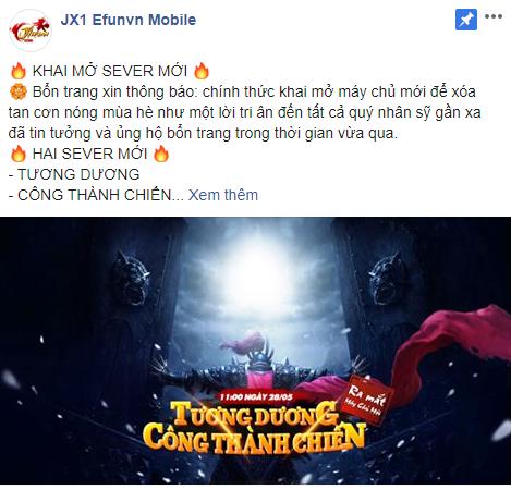 JX1 Huyền Thoại Võ Lâm tưng bừng khai mở 2 máy chủ mới, cho game thủ quẩy tung nóc cùng nữ DJ Ukraine - Ảnh 1.