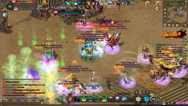 Game thủ liều mạng build phái buff theo đường công và cái kết bàng hoàng: Top 1 damage Boss, Top 1 chiến trường, giết 68 mạng, vả Lục Đại Phái như con - Ảnh 3.