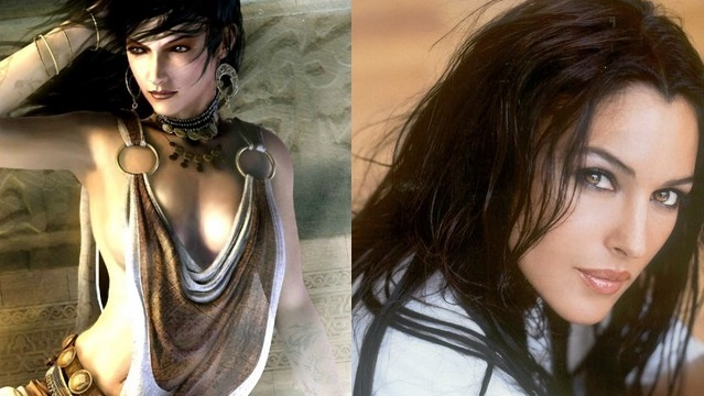 Nhân vật nữ trong game đã sexy bỏng mắt, nhìn sang những nguyên mẫu ngoài đời lại càng bốc ná thở - Ảnh 3.