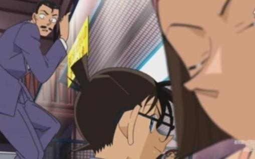 Nhìn lại 4 lần Kogoro Mori dường như đã phát hiện ra thân phận thật của Conan, vì sao thám tử ngủ gật lại im lặng? - Ảnh 2.