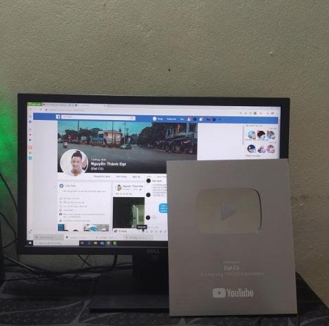 Sau 4 năm mất vì tai nạn, Đạt Cỏ đã hoàn thành ước nguyện giành nút Bạc Youtube - Ảnh 2.