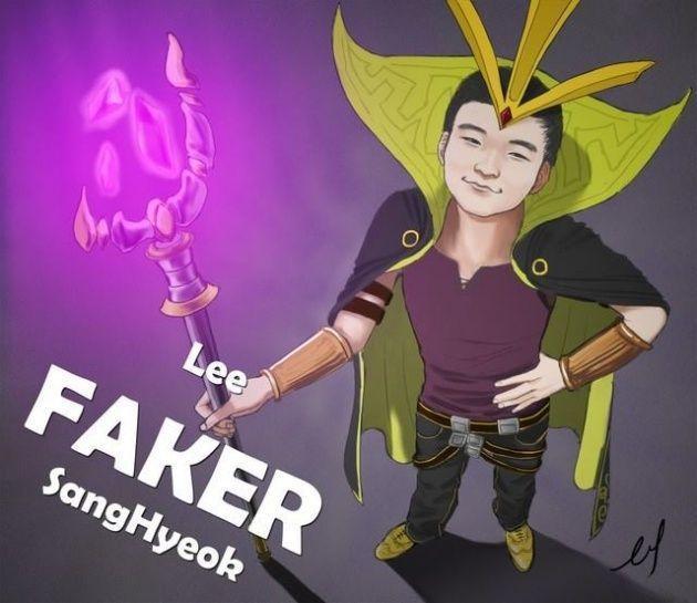 Không phải Zed, đây mới là vị tướng đầu tiên gắn với tên tuổi của Faker: Biệt danh A New God ra đời, cả server Bắc Mỹ khiếp sợ - Ảnh 5.