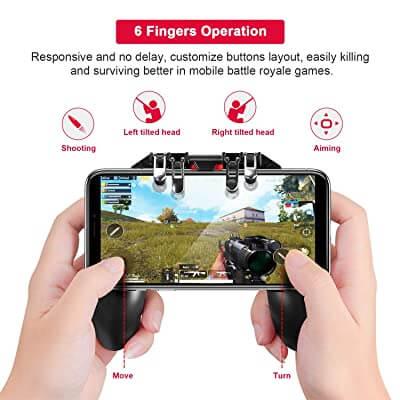 """Top 5 tay cầm bá nhất giúp game thủ """"chấp hết"""" từ PUBG Mobile cho tới Call of Duty: Mobile - Ảnh 6."""