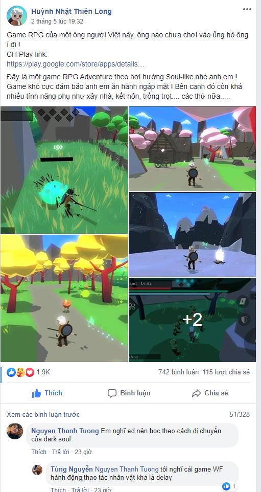 Game Mobile 100% Made in Việt Nam được đánh giá khó như Dark Souls và đẹp như Legend of Zelda - Ảnh 6.