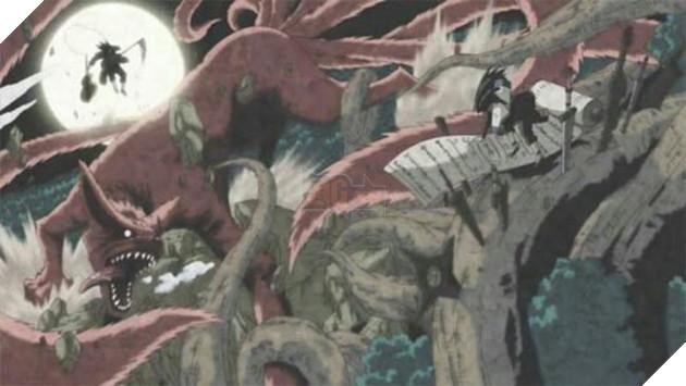 Naruto: Hashirama Senju và 8 nhân vật siêu mạnh đã từng khống chế hoàn toàn được Vĩ Thú (P2) - Ảnh 3.