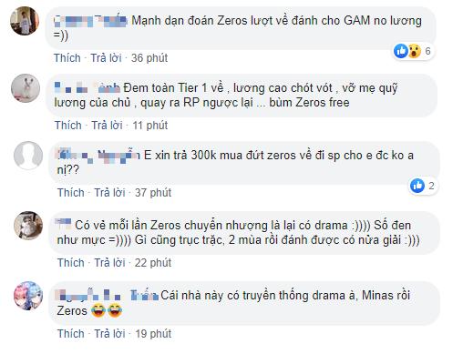 Lại drama: Tinikun đăng status đầy ẩn ý, ám chỉ Zeros bị GAM nợ lương, sẽ phản hồi lên Riot? - Ảnh 3.