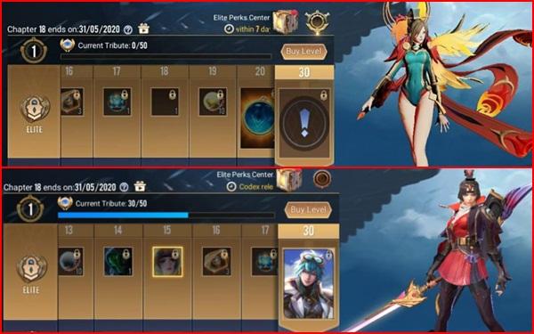 Liên Quân Mobile: Chê quà SSM kém hấp dẫn, game thủ tự thiết kế phần thưởng để Garena tham khảo