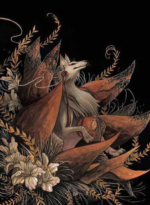 Chuyện kỳ bí về loài Hồ Tinh: Khi là yêu quái, lúc lại là công thần cứu mạng vua Lê Thái Tổ - Ảnh 2.