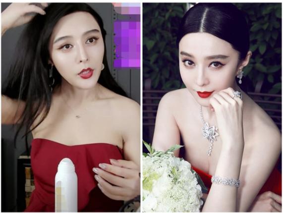 Hot girl bán hàng online chỉnh sửa nhan sắc giống Phạm Băng Băng để dễ bề trục lợi - Ảnh 1.