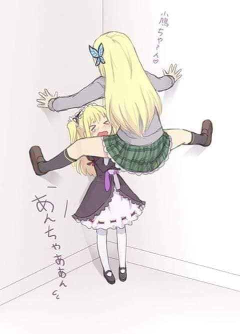 Các nhân vật anime rủ nhau bắt trend Người Nhện bám dính trên tường vô cùng hài hước - Ảnh 8.