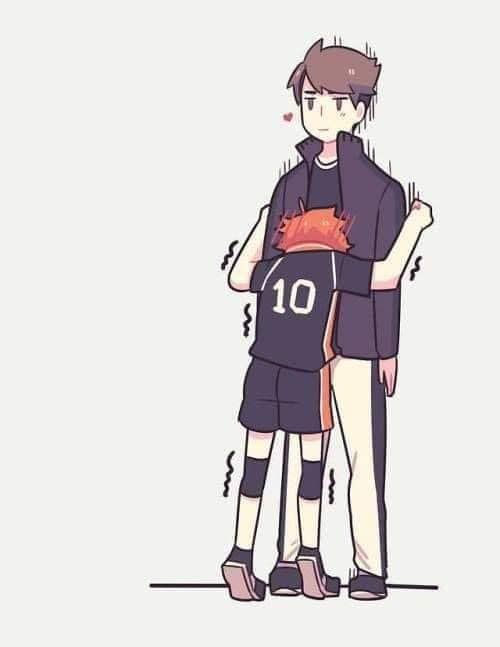 Các nhân vật anime rủ nhau bắt trend Người Nhện bám dính trên tường vô cùng hài hước - Ảnh 11.