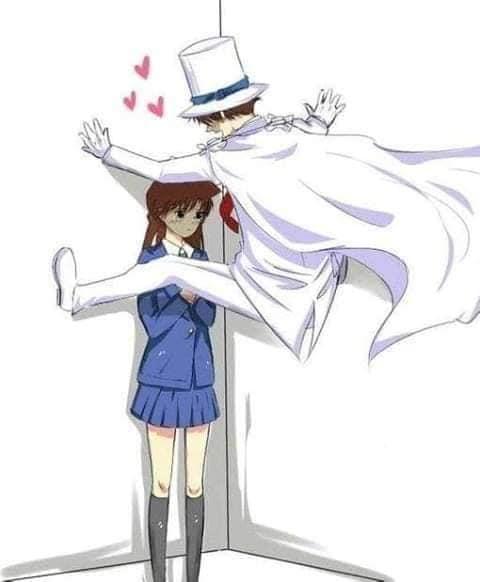 Các nhân vật anime rủ nhau bắt trend Người Nhện bám dính trên tường vô cùng hài hước - Ảnh 17.