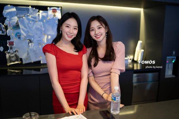 LCK Mùa Hè 2020 càng thêm nóng với sự góp mặt của 2 MC thiên thần bên cạnh Kim Min-Ah - Ảnh 2.