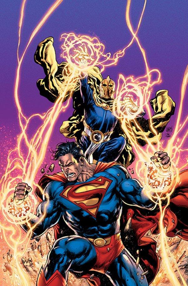 Superman sẽ tìm đến Doctor Fate để làm bài test về sức chịu đựng ma thuật - Ảnh 1.