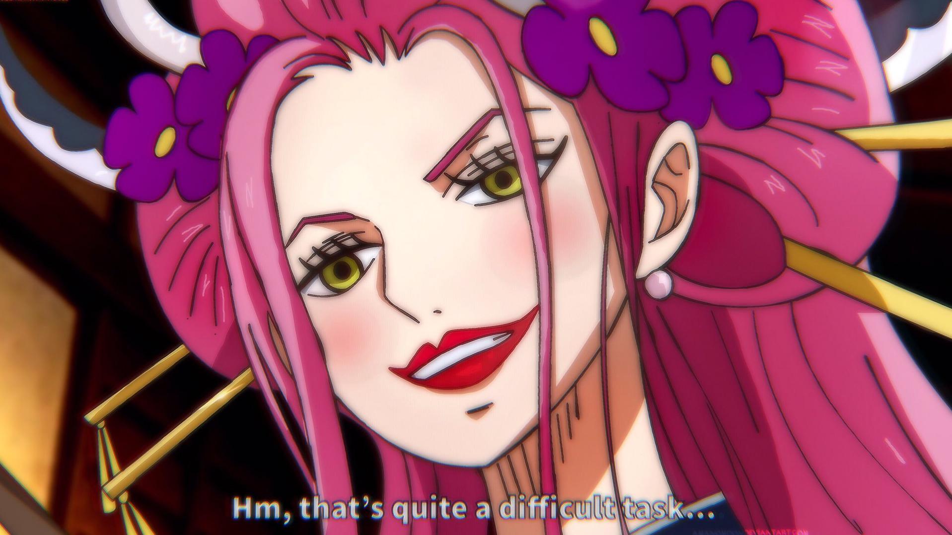 """Giả thuyết One Piece: Yamato liệu có phải là """"sản phẩm"""" của Kaido và Black  Maria, một thành viên trong Tobi Roppo?"""