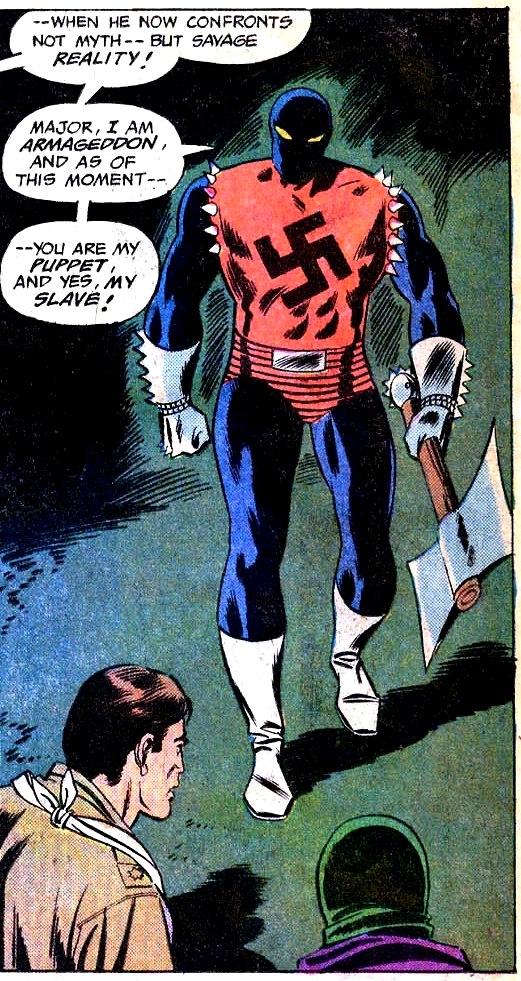 DC ra mắt Four Horsewomen, bốn kẻ thù mới mà cũ của Wonder Woman - Ảnh 3.