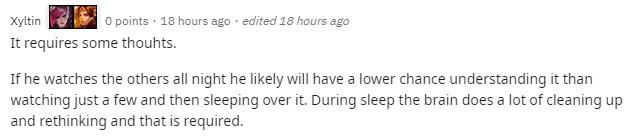 Doinb khiến fan lo lắng vì đánh đổi sức khỏe lấy vinh quang - Ngủ đủ giấc đánh mới hay anh ơi - Ảnh 5.
