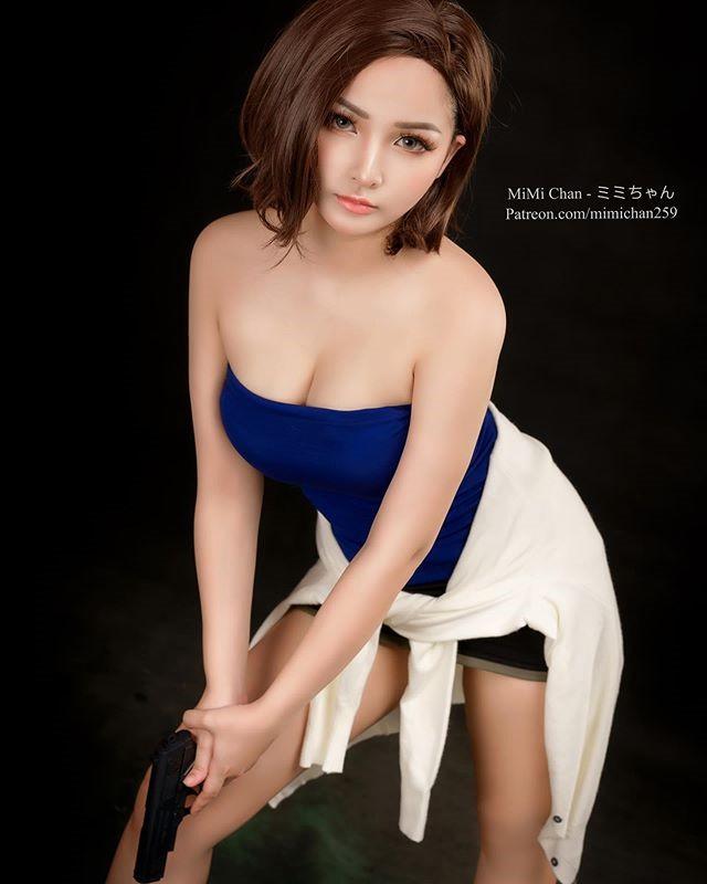 Nữ cosplayer Việt Nam được báo Trung Quốc ca ngợi khi hóa thân thành Jill Valentine cực kỳ xinh đẹp và nóng bỏng - Ảnh 1.