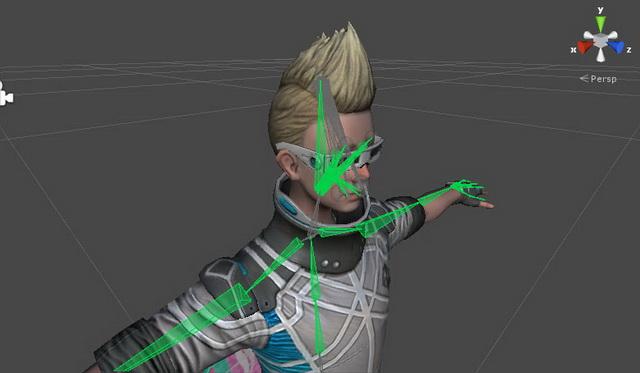 Game online và quá trình dậy thì của những bộ ngực căng và tròn biết lắc lư theo chuyển động - Ảnh 1.