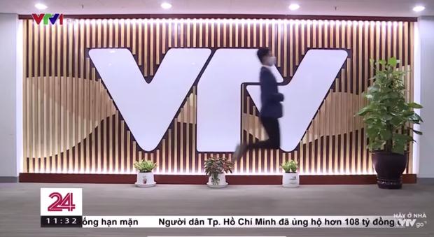 Loạt bản tin VTV chống tối cổ cực mạnh: Có đủ các trend từ trứng rán cần mỡ, nhảy trên không đến chơi nối chữ - Ảnh 2.