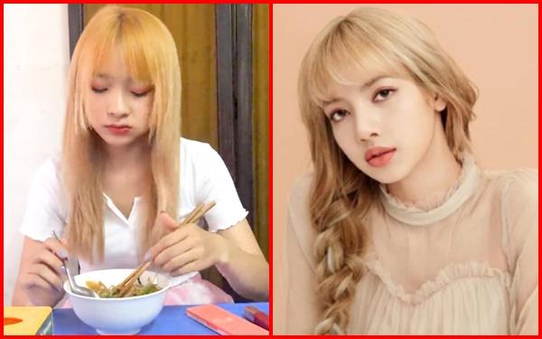 Hot Tiktoker Việt 3,4 triệu follow gây ngỡ ngàng khi khẳng định mình xinh hơn Lisa BLACKPINK - Ảnh 1.