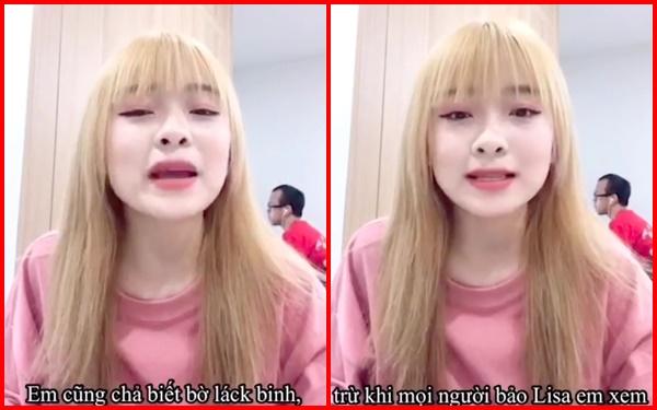 Hot Tiktoker Việt 3,4 triệu follow gây ngỡ ngàng khi khẳng định mình xinh hơn Lisa BLACKPINK - Ảnh 3.