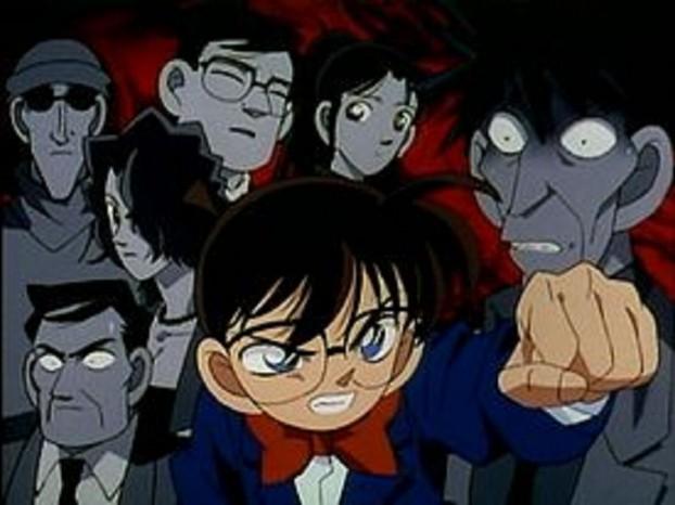 Những vụ án đậm chất lừa bịp trong thám tử Conan khiến người xem chả hiểu kiểu gì - Ảnh 1.