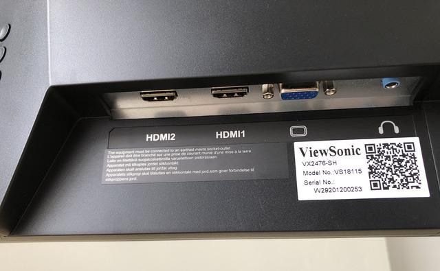 Màn hình Viewsonic VX2476-SH: Cân hết nhu cầu gaming, giải trí... IPS không viền siêu sáng mà giá chỉ hơn 3 triệu đồng - Ảnh 3.