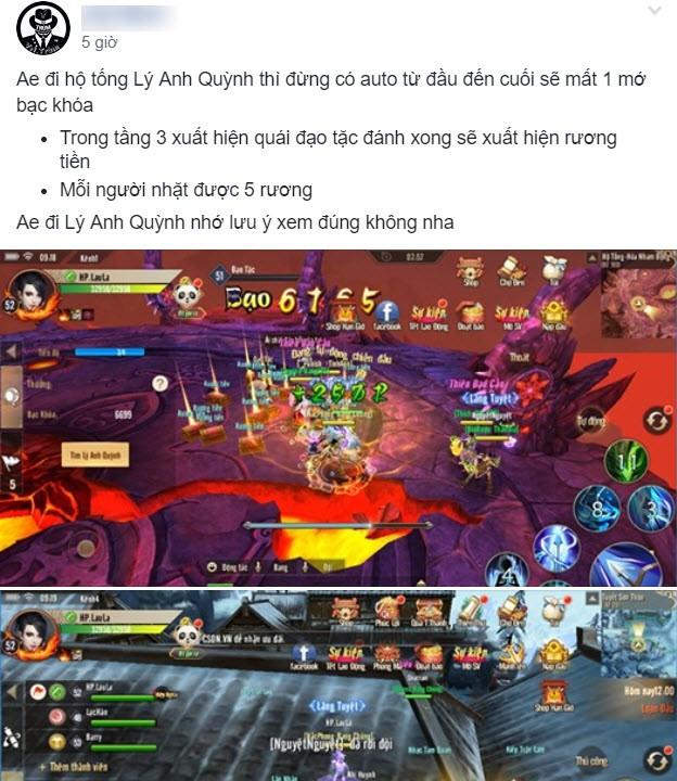 6 lý do giúp Thục Sơn Kỳ Hiệp Mobile sở hữu cho mình cõi trời riêng tại thị trường game mobile Việt Nam - Ảnh 4.