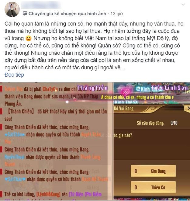6 lý do giúp Thục Sơn Kỳ Hiệp Mobile sở hữu cho mình cõi trời riêng tại thị trường game mobile Việt Nam - Ảnh 8.
