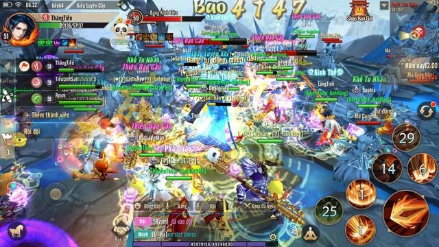 6 lý do giúp Thục Sơn Kỳ Hiệp Mobile sở hữu cho mình cõi trời riêng tại thị trường game mobile Việt Nam - Ảnh 9.