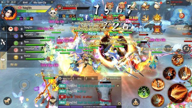 6 lý do giúp Thục Sơn Kỳ Hiệp Mobile sở hữu cho mình cõi trời riêng tại thị trường game mobile Việt Nam - Ảnh 10.