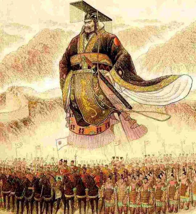 4 Hoàng đế tài năng nhất trong lịch sử Trung Quốc được mệnh danh là Thiên cổ nhất đế - Ảnh 1.