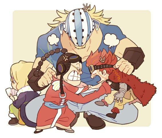 Spoiler One Piece chap 981: Marco xuất hiện chặn đánh băng Big Mom, Chopper chạm mặt Tứ Hoàng - Ảnh 1.