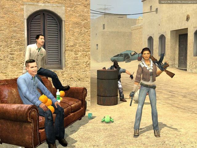 6 bản mod huyền thoại minh chứng PC là nền tảng game tuyệt vời nhất - Ảnh 6.