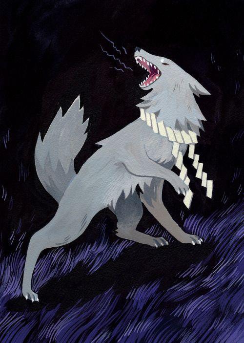 Bách quỷ dạ hành: Những con quỷ nổi danh trong truyền thuyết của Nhật Bản - Ảnh 6.