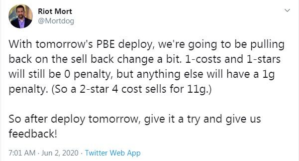 Đấu Trường Chân Lý: Riot bị game thủ ném đá vì cho phép hoàn 100% tiền khi bán tướng bất kì cấp độ - Ảnh 3.