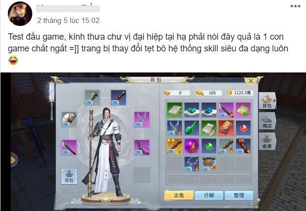 Nhất Mộng Giang Hồ gãi đúng chỗ ngứa của cộng đồng võ lâm Việt, trung thành với cái chất kiếm hiệp 15 năm - Ảnh 8.