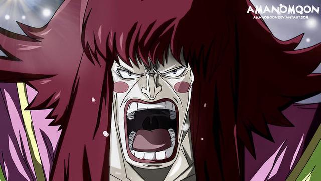 One Piece: Kanjuro thực chất đã phản bội Orochi, Momonosuke đang bị bắt giữ chỉ là hình vẽ do năng lực trái ác quỷ tạo ra? - Ảnh 5.