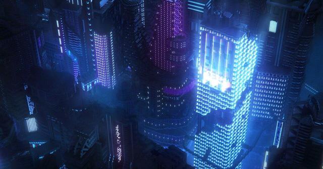 Khâm phục game thủ đã dựng cả thế giới Cyberpunk 2077 trong Minecraft - Ảnh 2.