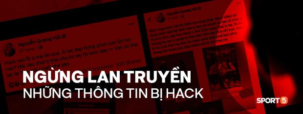 Quang Hải bị hack Facebook, lộ đoạn tin nhắn nhạy cảm về chuyện yêu đương - Ảnh 3.
