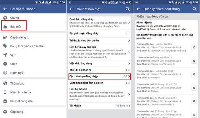 Cách bảo vệ Facebook cá nhân để không bị hack như Quang Hải - Ảnh 2.
