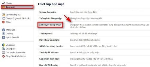 Cách bảo vệ Facebook cá nhân để không bị hack như Quang Hải - Ảnh 3.